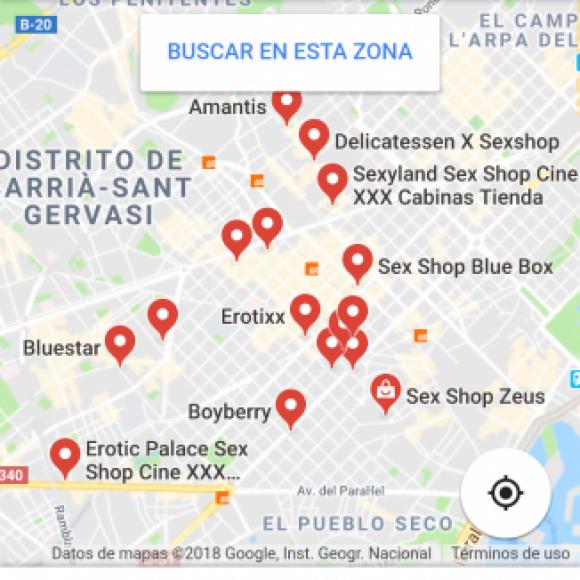Logo del grupo Quedada sexshop Barcelona