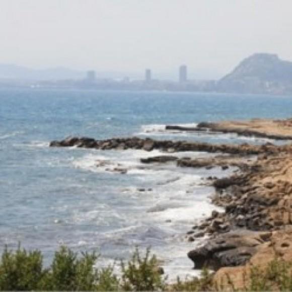 Logo del grupo Alicante calitas encuentro en el agua